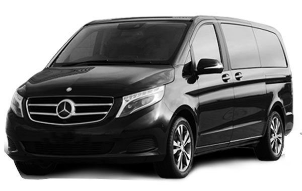 Mercedes Viano V Class Luxury Van for family passenger funeral transport in Perth WA